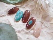 レイ ネイルアンドセレクトショップ(Lei Nail&Selectshop)/《天然石*アート》