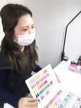 ネイルアンドビューティー ネオン 中洲店(Nail&Beauty NEON)愛里
