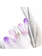 ネイルスペース ヴィタリテ(nail space Vitalite')/6月ハンドジェルB¥6960