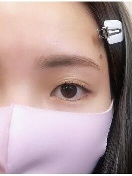 ダフネ(DAFNE)/[ボサ眉】眉毛wax+まつ毛パーマ