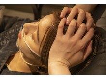 毛細血管診断+水素吸入+アロマ香るドライヘッドスパ