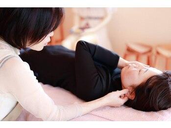 マユミプレシャス(Mayumi Precious)/先ずはお顔回り整えていきます