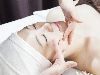 フィオーレ(Feaure)の写真/効果に感動★最新超音波ごっそり毛穴徹底洗浄&背中/首/肩アロマ&3D小顔・潤いパック・美容液付き80分¥7500