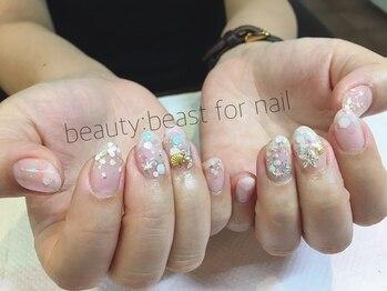 ビューティービーストフォーネイル 浦添店(beauty:beast for Nail)/ビューティービースト浦添ネイル
