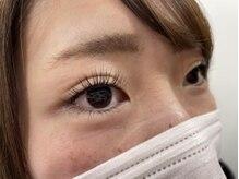 アイラッシュサロン ナチュレ 鶴瀬店(NATURE)/フラットラッシュ100本