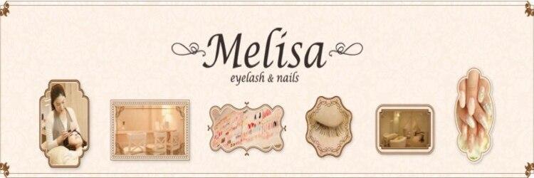メリサ(Melisa)のサロンヘッダー