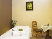 レポス トータルビューティサロン(Repos)の雰囲気(落ち着く個室でゆったり施術を受けていただきます♪)