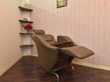 トータルビューティーサロン 髪結い空間エムアンドケー(M&K)の雰囲気(まつ毛 施術スペースです。)