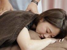 東京小顔 横浜店の雰囲気(20年の実績の技術。眠れるくらい気持ち良い♪ [横浜/小顔])
