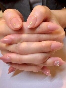マイン ネイル(mine nail)の写真/オシャレ女性必見!!普段の生活の中でもオシャレが楽しめるサロン♪お客様のイメージに合ったデザイン提案◎
