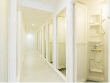 カルド 静岡(CALDO)の雰囲気(シャワールームは22室ご用意!待ち時間が少なく快適♪)