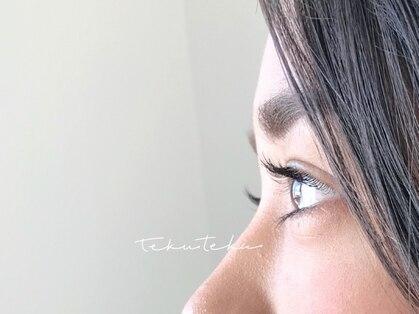 ヘアアンドアイラッシュ テクテク(teku teku)の写真