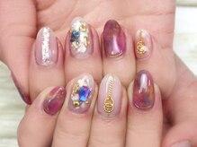 "『cloud nine nail』指先をずっと美しく♪""仕上がり""と""通い易さ""にこだわるネイルデザインサロン♪"