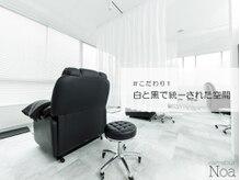 カルフールノア 草加駅西口店(Carrefour noa)/白黒で統一されたおしゃれな空間