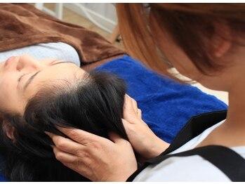 ミエルサロン(miel salon)の写真/「頭と首のほぐし」専門店 ~頭痛・肩コリ・首コリ・めまい・不眠・自律神経の不調の症状に~