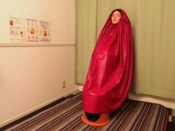 MBR 梅田店の写真/黄土よもぎ蒸しで全身大量発汗!内側からポカポカ♪【ビソンテラピー=韓国人気美容法】との組み合わせも◎