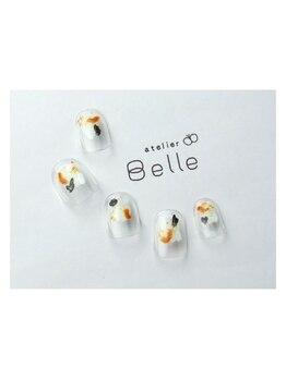 アトリエ ベル(atelier Belle)/三毛猫*