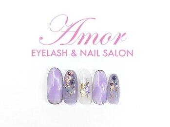 まつげエクステアンドネイルサロン アモル 恵比寿店(Amor)/やり放題Cコース ¥11000