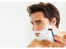 ハスソラの雰囲気(毎朝の髭剃りを楽にするヒゲ脱毛がオススメ♪)