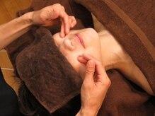トータルビューティーサロン ルージュ(Rouge)/お顔のマッサージ付き