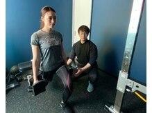 ビーアール ラボ(BR)の雰囲気(個室空間でトレーニングができます。)