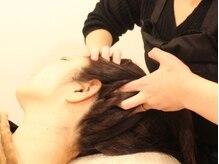 リリ(RiRi)の雰囲気(ストレス緩和や頭皮はもちろん、目、首・肩・背中までスッキリ!)