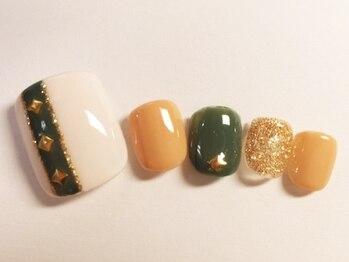 Nail Salon Fascino_デザイン_12