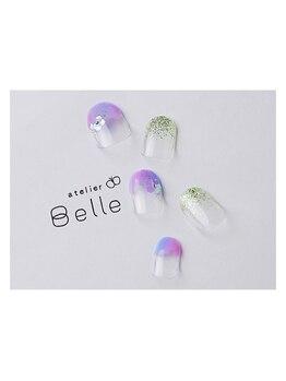 アトリエ ベル(atelier Belle)/紫陽花と雨*