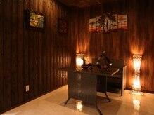 アジアンリラクゼーション ヴィラ 大宮店(asian relaxation villa)の雰囲気(内装にもこだわりあり。バリを思わせるようなリゾート空間)