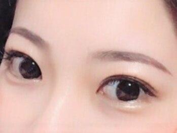 眉サロン デュアル 恵比寿(DUAL)の写真/理想の目元をご提案いたします!大人っぽい目元や可愛いらしい目元に変幻自在♪貴方のなりたいをサポート☆
