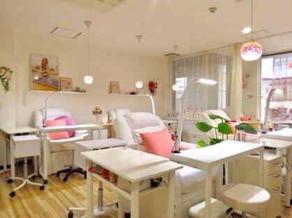 フェリーチェ(nail salon&school felice)の写真