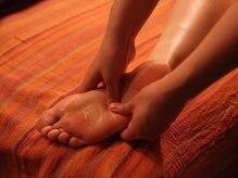 アジアンリラクゼーション ヴィラ 大宮店(asian relaxation villa)の雰囲気(イタ気持ちいい足つぼでむくみを改善♪)