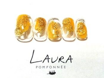 ローラポンポニー(Laura pomponnee)/12月【Brilliant Days】