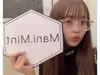 マニミント 表参道店(mani.mint)/ねおちゃんご来店