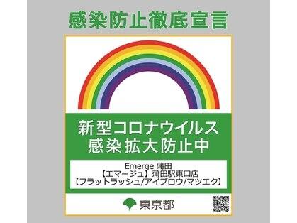 エマージュ 蒲田駅店(Emerge)の写真