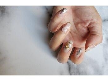 ネイルサロンブラン(nail salon BLANC)/ニュアンスネイル