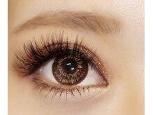 アイラッシュウェーブ(Eye lash wave)