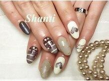 シャンティ ネイルサロン(Shanti nail salon)/バレンタインチョコレートネイル