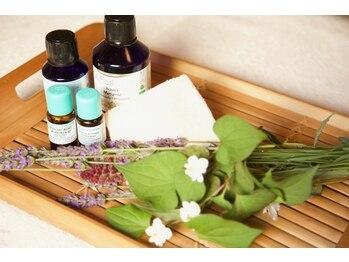 心と体の休息所 つきひ/オーガニック精油と植物油