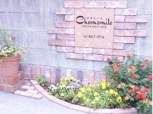 カモミール(Chamomile)の雰囲気(この看板を目印に☆)