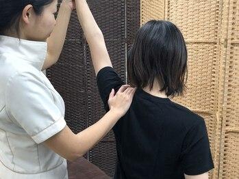 リフレーヌ 川崎駅前店/8.動作の再チェック
