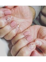 ネイルサロン ベイビーズ(Nail Salon Beybe's)/・*winterpink*・