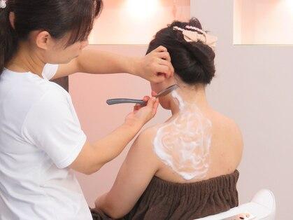 リファインサロン イマージュシェーブアンドエステ(refine salon Image)の写真