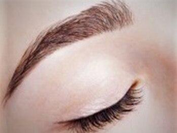 トリコ 八幡山(TRICO by hair make passage)の写真/眉毛エクステ認定サロン☆目元の美しさ&魅力を引き出すデザインを追求したアイビューティーをお届け。