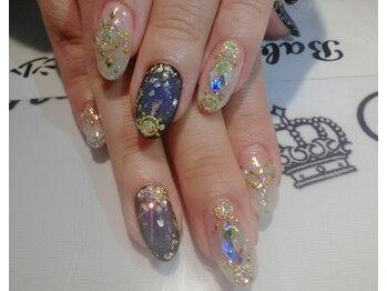 Babarla nail salon【バーバラネイルサロン】_デザイン_06