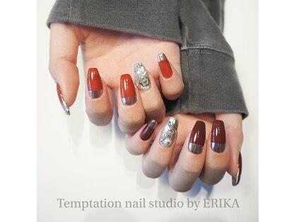 テンプテーション ネイル スタジオ(Temptation nail studio)の写真