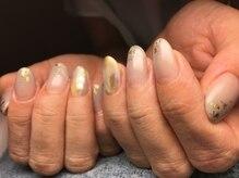 ネイルズ ラ ブリーサ(nails La Brisa)/人気♪【深めグラデーション】