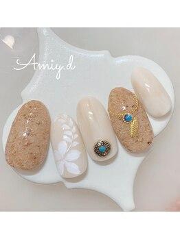 アミーディ ネイル(Amiy.d Nail)/【定額】8800円☆コルク