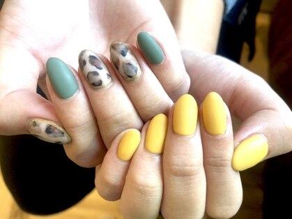 グレープバイン ネイル 横浜(GRAPEVINES nail)の写真