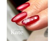 プライベートネイルサロン ケイト(Kate)の雰囲気(自爪育成で綺麗になったお爪☆是非ご体感ください!)